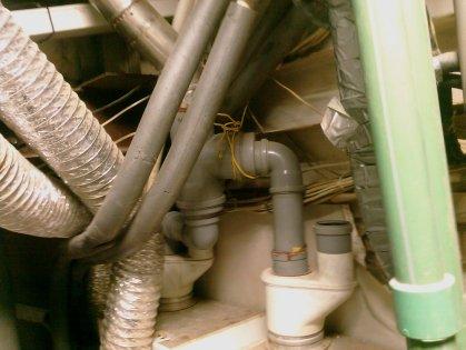 Praktijksituatie 16 - slecht aangesloten rookgasafvoersysteem