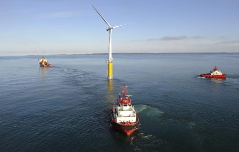 HyWind Source Statoil